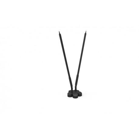 Antena DUAL LTE 4G 2 x 15dBi SMA