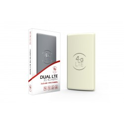 Antena Panelowa 3G / 4G LTE 2x25dBi MIMO DUAL CRC9
