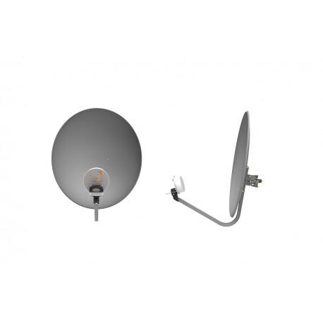 Antena Paraboliczna 3G / 4G LTE 2x24dBi MIMO DUAL TS9