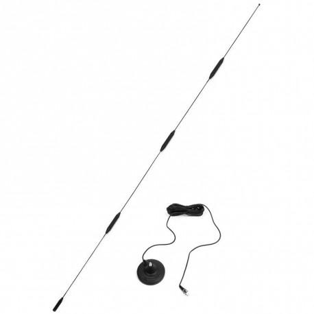 Antena magnetyczna 15 dBi (crc9)